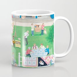 Dockside Bears Coffee Mug