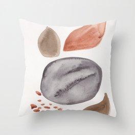 6   | 190805 | Calm | Watercolour Painting Throw Pillow