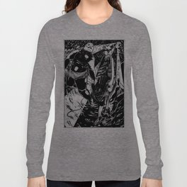 Fishmonsters in Love Long Sleeve T-shirt