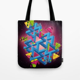 The impossible playground Tote Bag