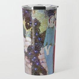 Stealers of Light By Edmund Dulac Travel Mug