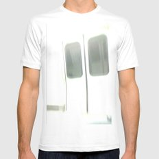 Opportunity Mens Fitted Tee MEDIUM White