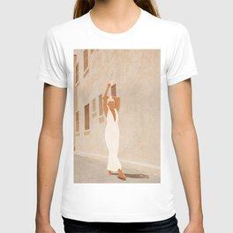 City Walls III T-shirt