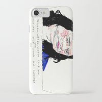 notorious iPhone & iPod Cases featuring Notorious W.I.S.E.A.U by withapencilinhand