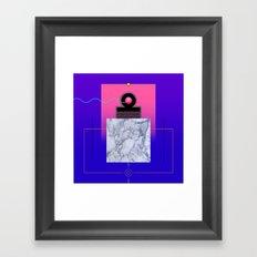 The Royal Arrangement Framed Art Print