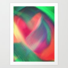 Enlightened Heart Art Print