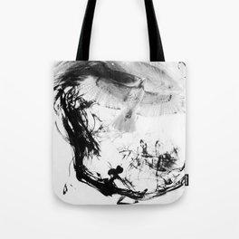 Hawk Medicine Tote Bag