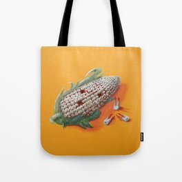 Corn Of The Gob Tote Bag