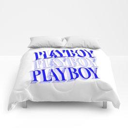 Play boy Comforters