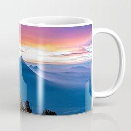 Sunrise in Guatemala Coffee Mug