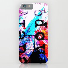 abstract 6 iPhone 6 Slim Case