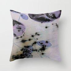 Lilypad 2 Throw Pillow
