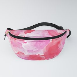 Pink Convergence  Fanny Pack