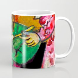 Marc Chagall Spoonful of Milk Coffee Mug