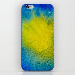 Sea Mirrors The Moon iPhone Skin