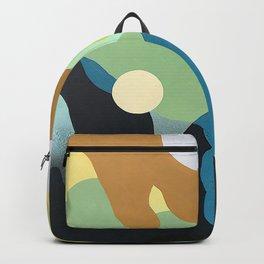 Outside Backpack