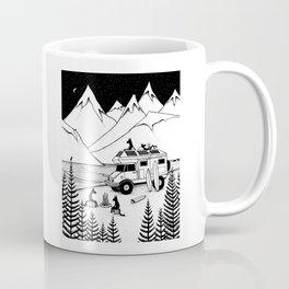 Camping With Dogs Coffee Mug