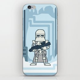 EP5 : Snowtrooper iPhone Skin