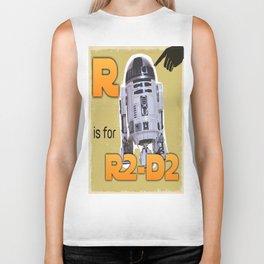 R is for... Biker Tank