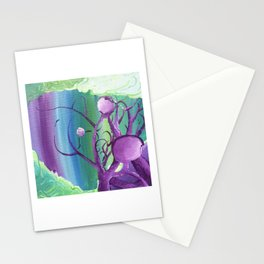 Growing In All Direcrions Stationery Cards