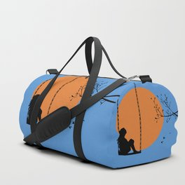 Dreaming like a child Duffle Bag