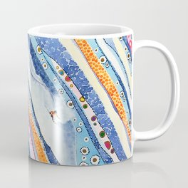Spine Lines Coffee Mug