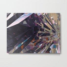 fractured enterprise Metal Print