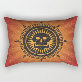 The God of Death Rectangular Pillow