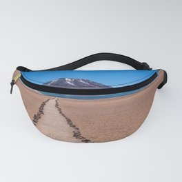 Walk a lonely path Fanny Pack