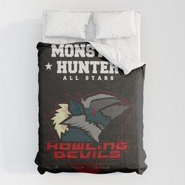 Monster Hunter All Stars - Howling Devils Comforters