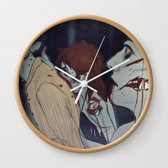 friendsgonebad Wall Clock
