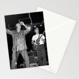 The Nighthawks & Skip Castro band Stationery Cards