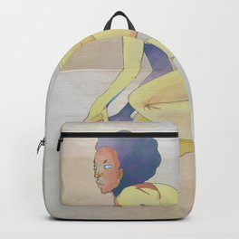 crouching tiger Backpack