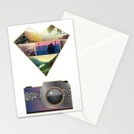 I Love Photography Stationery Cards