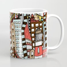 The City of Towers Mug