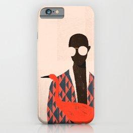 Kalemba III iPhone Case