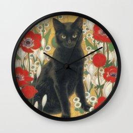Yang (Ying Yang) Wall Clock
