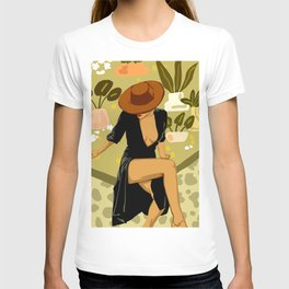 Make it Worth Their While, The Little Black Dress T-shirt