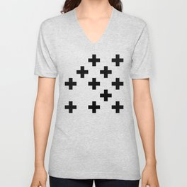 Crosses III Unisex V-Neck