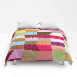 The Jelly Beans Comforters