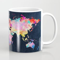 World map Mug