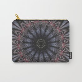 Purple Eye Carry-All Pouch