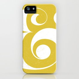 My Favorite Ampersand iPhone Case