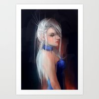 -Light Art Print