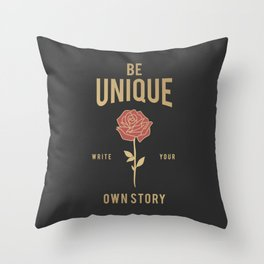 Quote Art #3 Throw Pillow