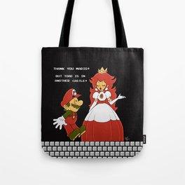Sorry Mario... (Vintage) Tote Bag