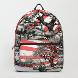 Japanese tree Backpack