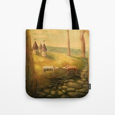 New Neighbours Tote Bag