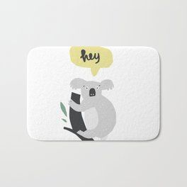 Hey Koala Bath Mat