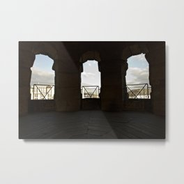 Opening to a new world Metal Print